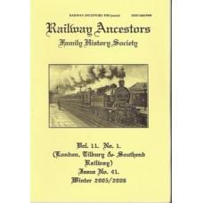 London, Tilbury and Southend Railway - Used