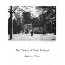 The Church of St Michael Baddesley Clinton - A Guide for Visitors - Used