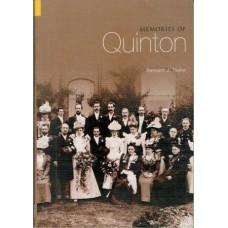 Quinton - Memories of - Used