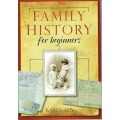 Family History For Beginners - Used