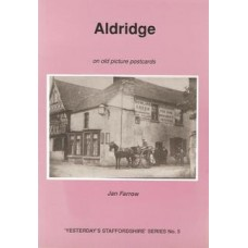 Aldridge on old picture postcards- Used