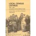 Local Census Listings 1522-1930: Holdings in the British Isles- Used