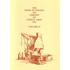The Book of Trades or Library of Useful Arts Volume II- Used