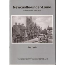 Newcastle-under-Lyme on Old Picture Postcards - Used
