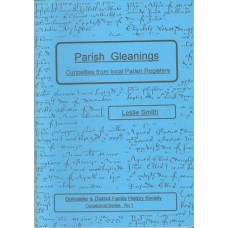 Parish Gleanings: Curiosities from Local parish Registers - Used