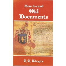 How To Read Old Documents - Used