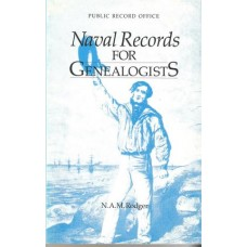 Naval Records for Genealogists - Used