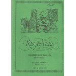 Registers of Christchurch, Coseley Staffordshire: baptisms & burials 1830-1837  - Used
