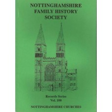 Nottinghamshire Churches - Used