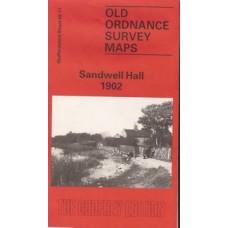 Sandwell map Hall 1902  - Used