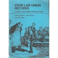 Poor Law Union Records.  1 South-East England and East Anglia - Used
