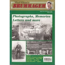 Carl Chinn's Brummagem Issue No 23 February 2003: Photographs, Memories Letters and more - Used