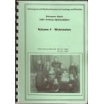 1851 Census Staffordshire Surname Index. Volume 4 Wolstanton - Used