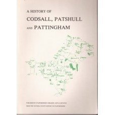 A History of Codsall, Patshull and Pattingham- Used