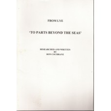 From Lye 'To Parts Beyond the Seas' - Used