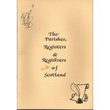 The Parishes, Registers & Registrars of Scotland - Used