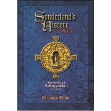Sunderland History 2000 - Sunderland Antiquarian Society - USED