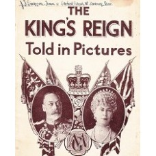 The King's Reign - Told In Pictures - USED