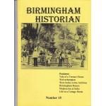 Birmingham Historian - Issue 15  - USED