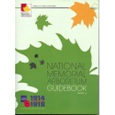 National Memorial Arboretum Guidebook - Edition 5 - 1914 - 1918 WW1 Centenary - USED