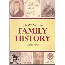 First Steps in Family History - Used