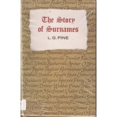 The Story of Surnames - Used