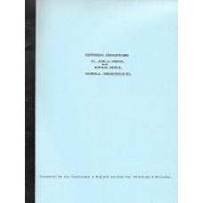 St. Paul's & Baptist Church - Cookhill - Monumental Inscriptions - Used book
