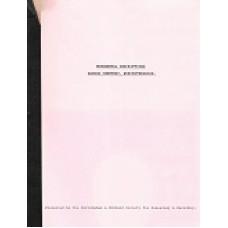 Hadzor Cemetery - Monumental Inscriptions - Used book