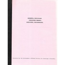 Honeybourne - Honeybourne Cemetery   -  Monumental Inscriptions - Used book