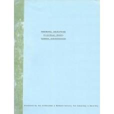St. Nicholas Church - Warndon,- Monumental Inscriptions - Used book