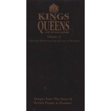 Kings & Queens Of England Volume 2 - From The Start To The House Of Windsor- USED