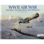 WW2 Air War - The Men, The Machines, The Missions - By Walter J Boyne - USED